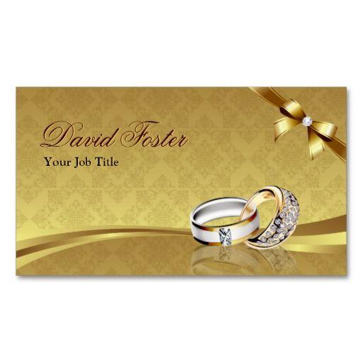 Ring Diamond Gold Jeweler Jewelry Jewellery Business Card Template Jewelry Business Card Jewelry Business Gold Business Card