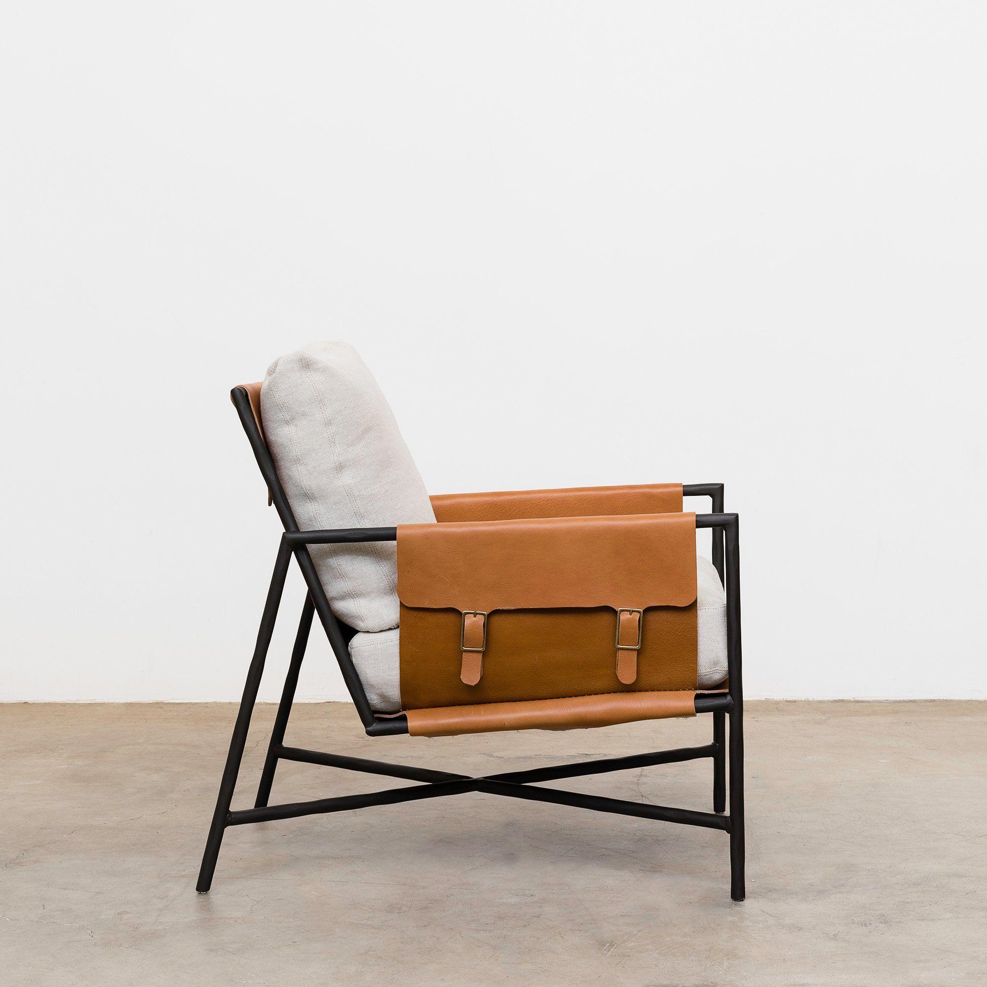 Morrow Leather Chair Leather Chair Leather Chaise Lounge Chair