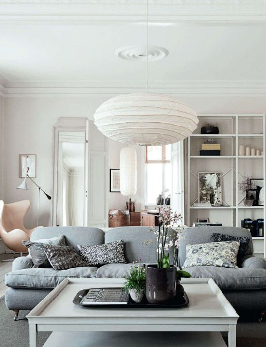 Serene apartment in copenhagen south shore decoratingelle decorliving spacesliving room ideasliving room inspirationliving