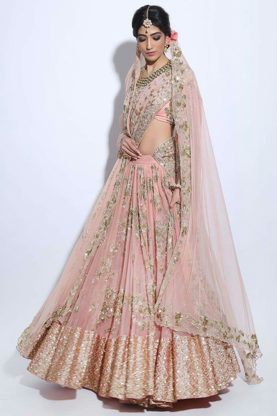 Pin de 💕AaFreen Shaikh💕 en Indian Lehenga Collection | Pinterest