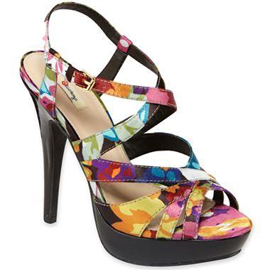 1193ef3ac9594 Olsenboye® Floraa Platform Sandals - jcpenney