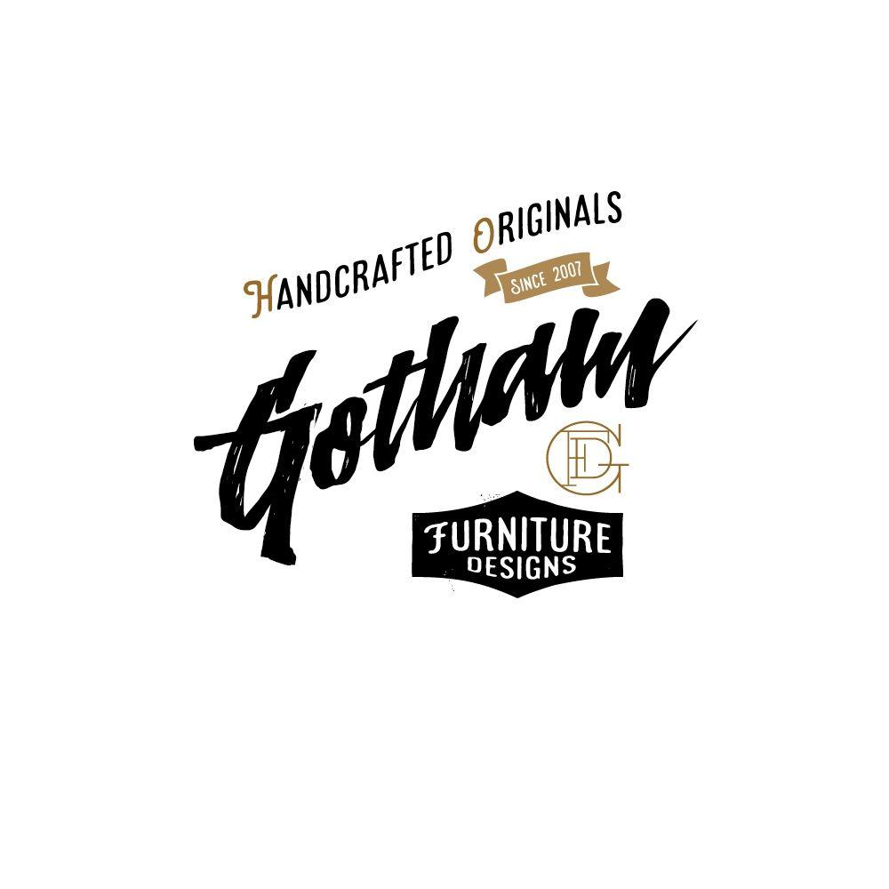 Ontwerpen | Create a logo for Gotham Furniture Designs, a custom ...