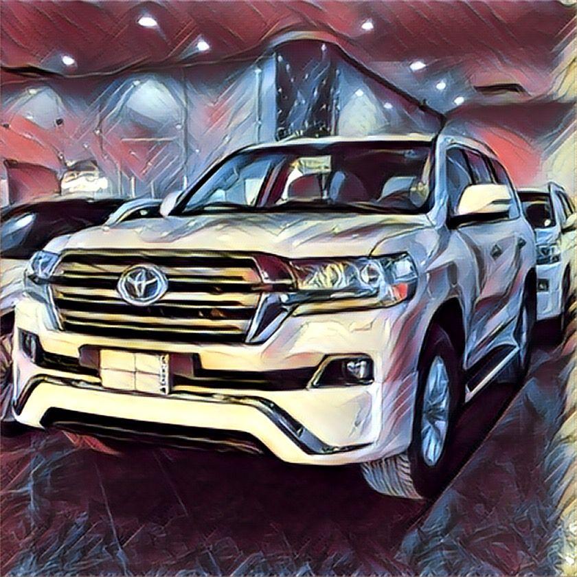 Toyota Land Cruiser 2017 Toyota suv, Toyota land cruiser
