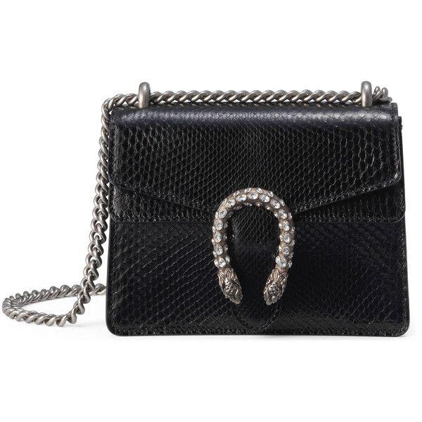 55c306d6fdb2 Gucci Dionysus Python Mini Bag ( 2