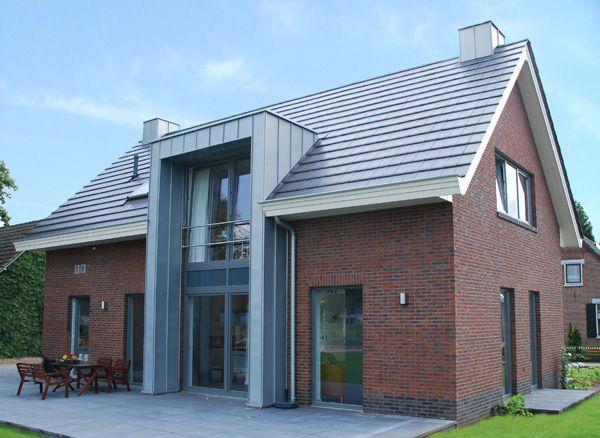Awesome geen maar wel een mooie strakke uitbouw with for Moderne laagbouw woningen