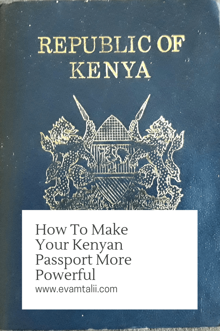 How Long Does It Take To Get A Passport In Kenya