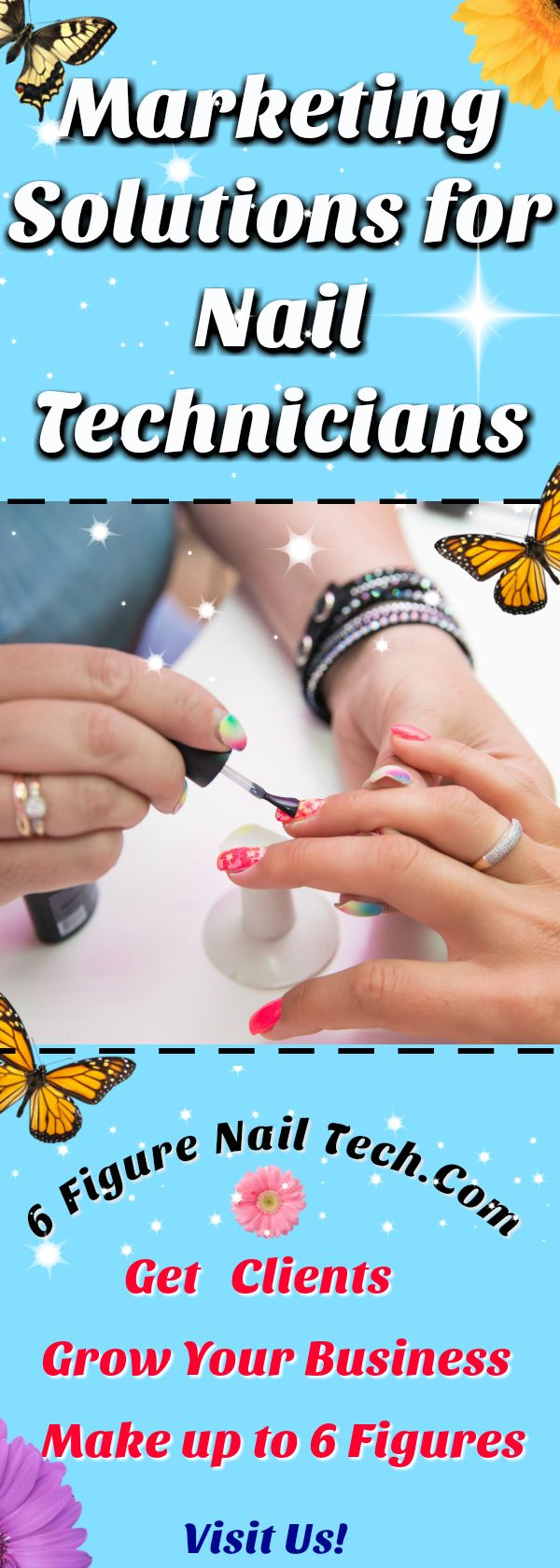 Discover how you can use our nail technician promotion