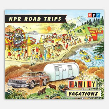 NPR Road Trips: Family Vacations now featured on Fab.