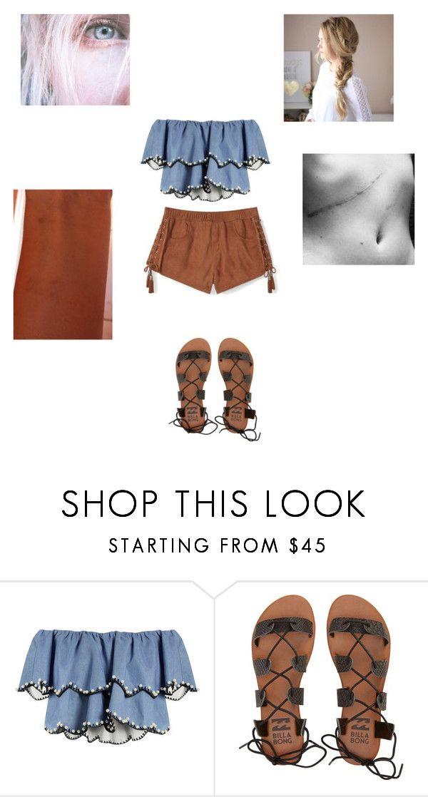 """""""Untitled #810"""" by girlwithnoluck on Polyvore featuring HUISHAN ZHANG, Billabong and Rebecca Minkoff"""