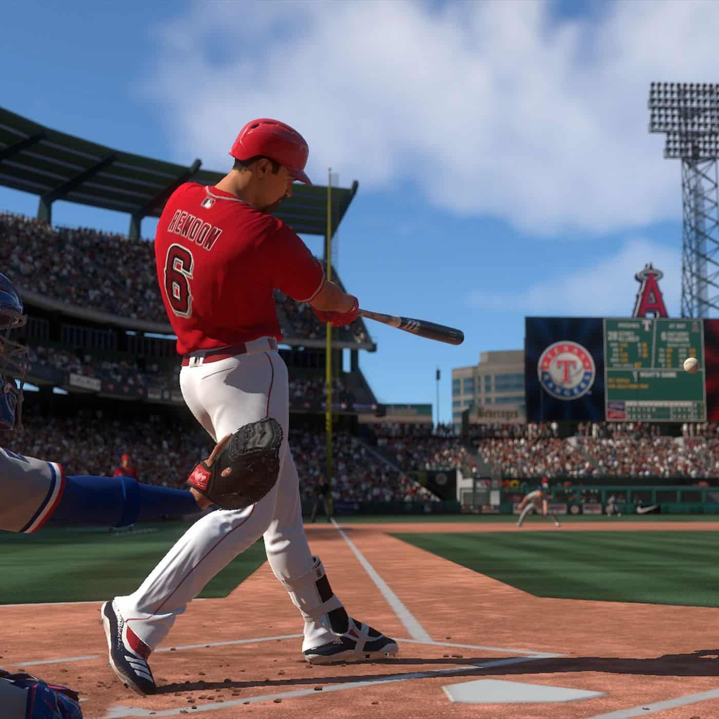 Mlb The Show 20 Features Hundreds Of New Animations And More Sports Gamers Online In 2020 Mlb The Show Mlb Sports