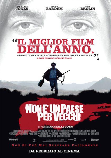 Non E Un Paese Per Vecchi 2007 Film Trama Trovacinema Film Tommy Lee Jones Bond