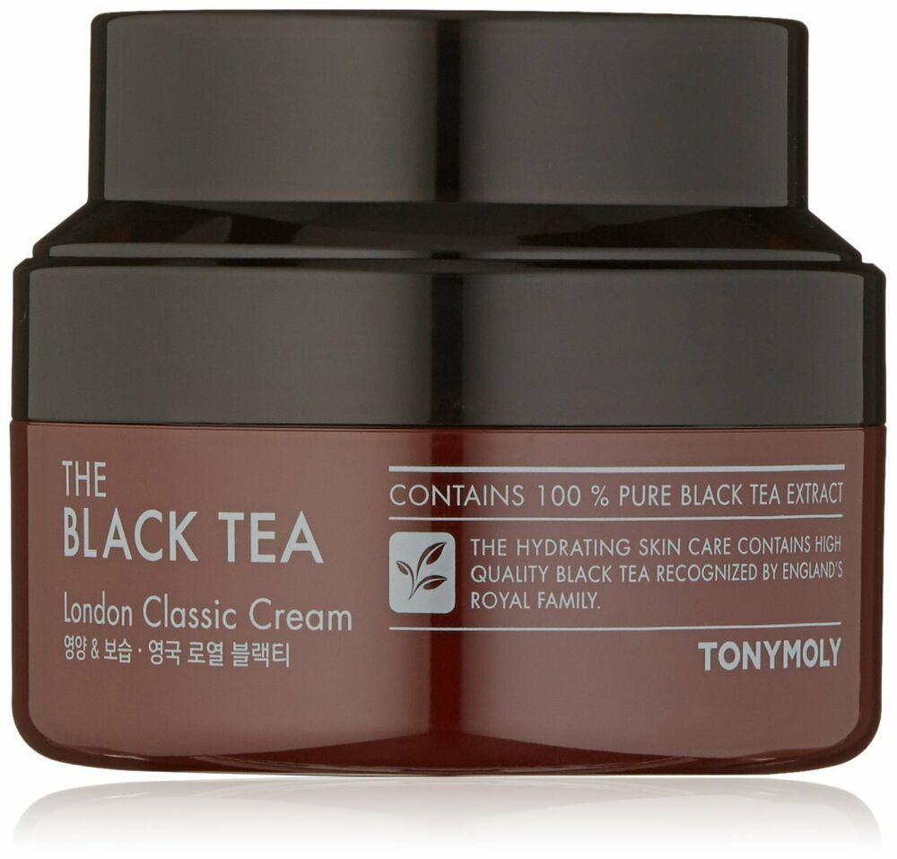 Tonymoly The Black Tea London Classic Cream 2 Fl Oz Doesnotapply Shea Moisture Products Tony Moly Cream