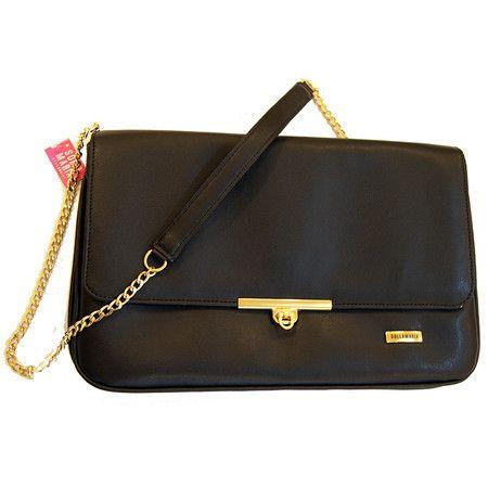 Bolsa/Carteira Marcela linda de viver. Para comprar, acesse: http://www.sollamaria.com.br/pd-fb608-marcela-preta.html?ct=&p=1&s=1