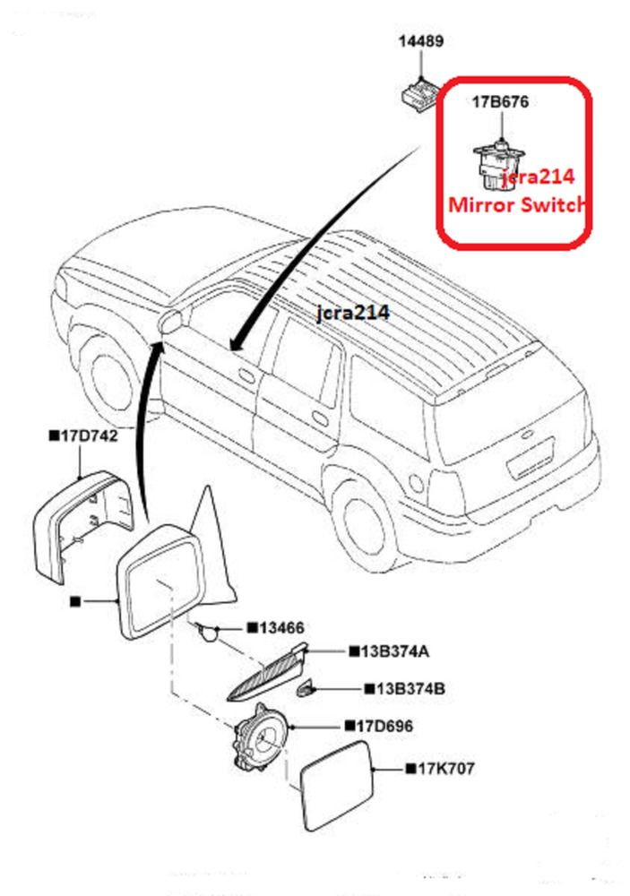 1999 Lincoln Navigator Dash Panel