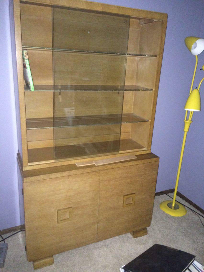 Americraft China Cabinet. Looking For More Information On This Brand.