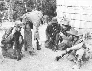 El enfrentamiento al Plan F.F. implicó un cambio en la táctica; de la guerra de…