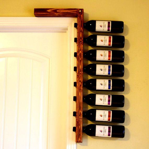 Cool Wine Rack Reclaimed Wood Wine Rack Rustic Wine Racks