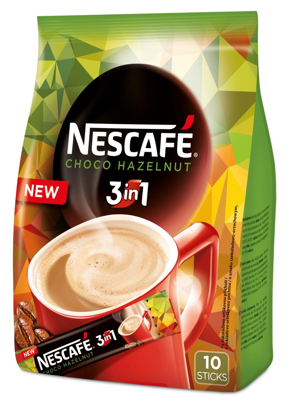 Details about NESCAFE Choco Hazelnut 3in1 Instant Coffee