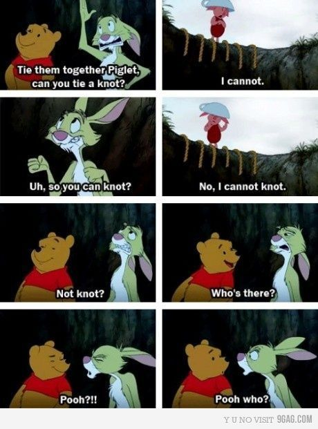 oh, bother.