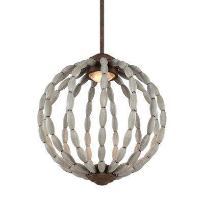 Feiss Orren 1 Light Pendant