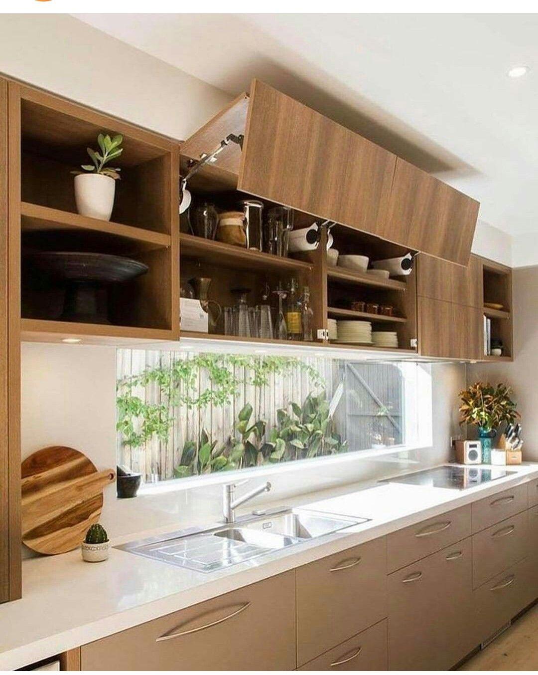 Pin by Web Casa on Casas modernas | Pinterest | Kitchen design ...