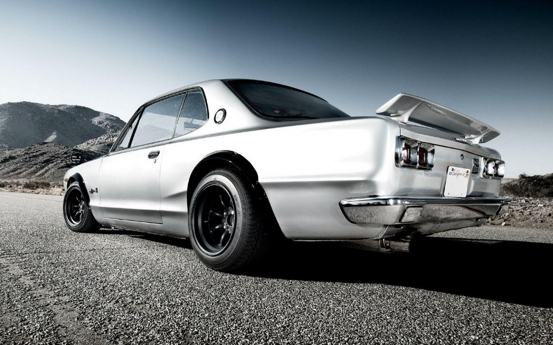 Classic cars jdm nissan skyline 2000 gtr hakosuka tuning wallpaper