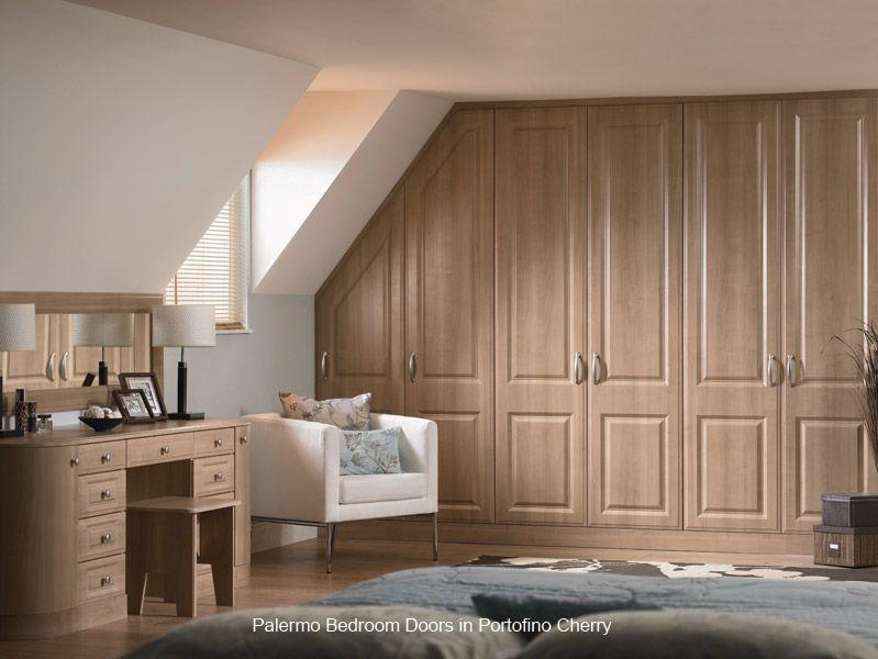 palermo - replacement bedroom wardrobe door - custom made
