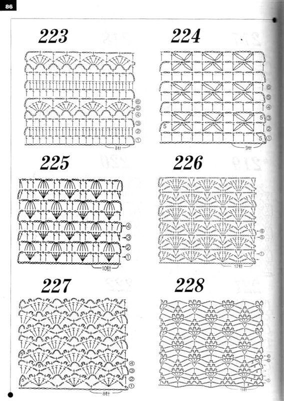 086.jpg | crochet pattern | Pinterest | Patrones de tejido ...