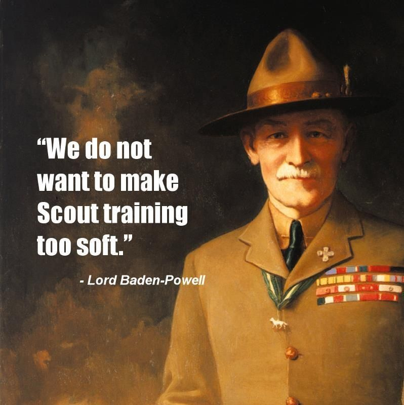 Boy Scout Essay With Quotes: Boy Scouts Of America
