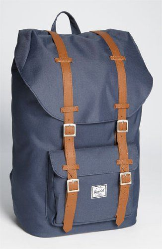 3f39c6a069c Herschel Supply Co. Little America Backpack 文青包啊!