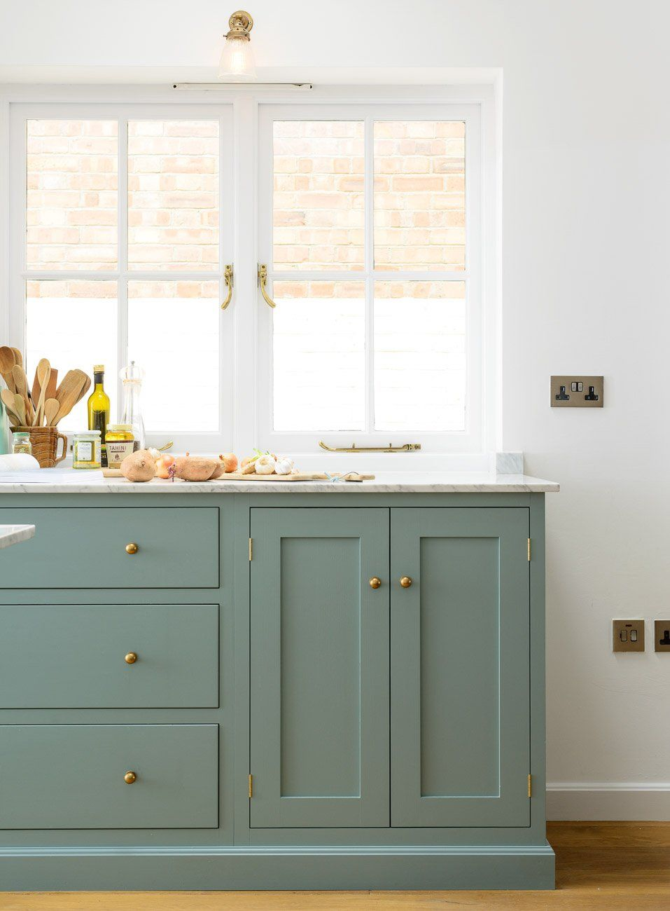 The Trinity Blue Kitchen (aka St Albans) | deVOL Kitchens | Paint ...