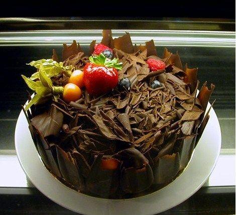 Family Chocolate Cake