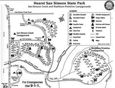 lopez lake campground map Image Result For Lopez Lake Campground Site Map With Images lopez lake campground map