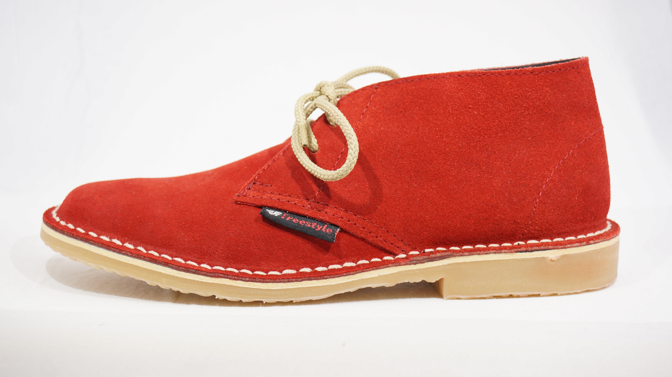 Freestyle Red Suede Hunter Veldskoen Vellies Handcrafted Genuine Leather Boot Genuine Leather Boots Leather Shoes Woman Boots