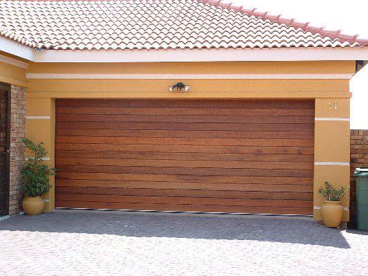 Images of Wooden Double Garage Doors - Losro.com