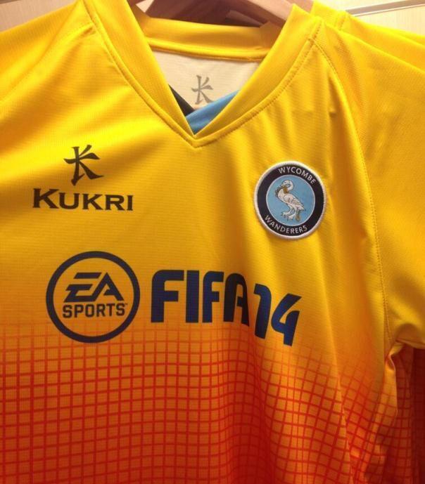 Away Shirt Football Shirts Wycombe Wanderers Shirts