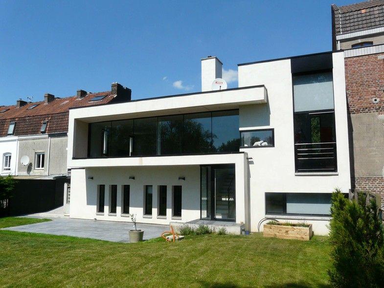 vue-complete-cote-jardin-maison-houot design Pinterest