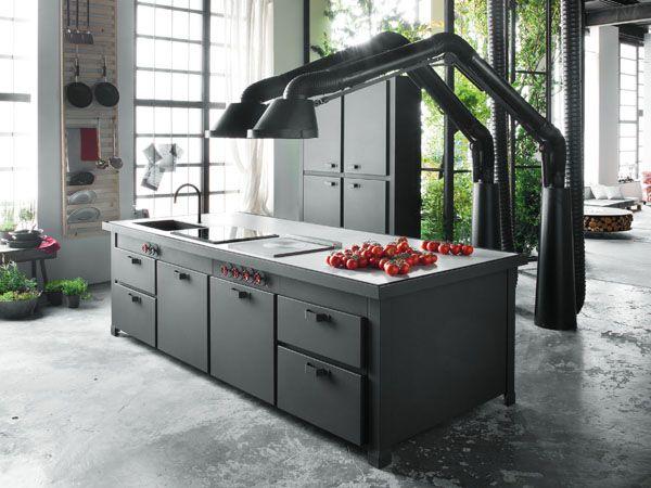 Keuken Van Vipp : Een vipp keuken en stoer gallery of bijzondere afzuigkap voor een