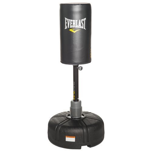 Everlast Omniflex Fitness 130 Lb Synthetic Leather Freestanding Heavy Bag Heavy Bags Martial Arts Equipment Everlast