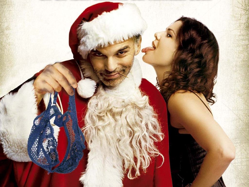 Bad Santa Bad Santa Holiday Movie Best Holiday Movies