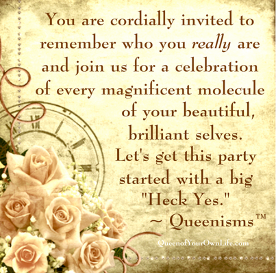#Celebrate your brilliant selves...