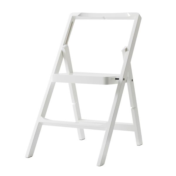 Step Mini tikkaat, valkoinen