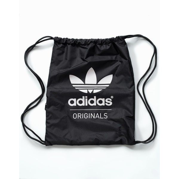 a80fba57f8 Adidas Originals Gymsack Classic ( 18) ❤ liked on Polyvore featuring bags