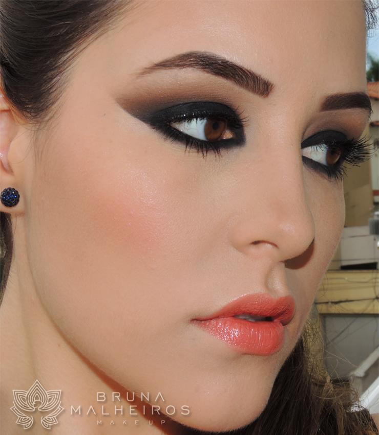 Bruna Malheiros Makeup