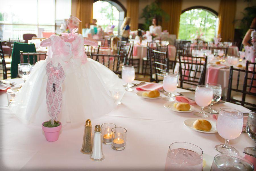 elegant baby shower decorations home confetti elegant baby girl rh pinterest com