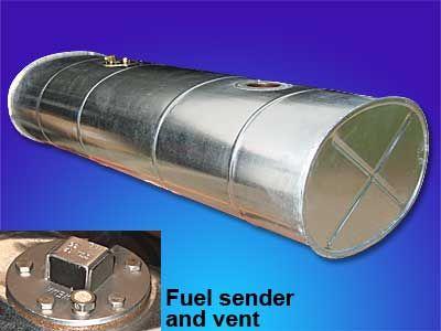 Hot Rod Gas Tank Xl 28 X 13 X 9 10 Gal Approx