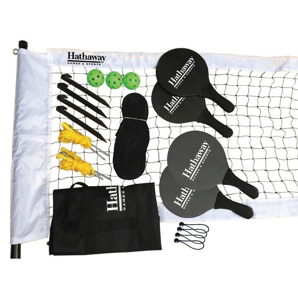 Portable Pickleball Game Set (With images) Pickleball