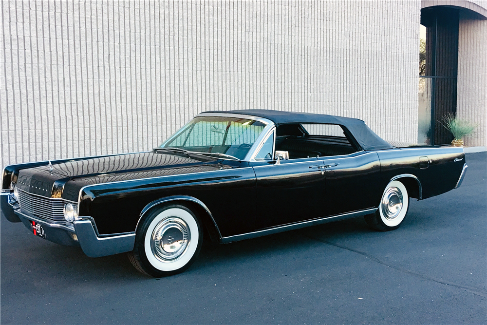 1966 Lincoln Continental 4 Door Convertible Side Profile 219882 Lincoln Continental Lincoln Lincoln Zephyr