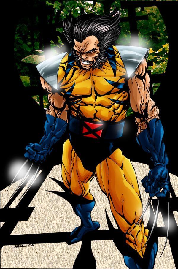 eabcc09c73a Wolverine by Bart Sears   Wolverine   Wolverine art, Best comic ...