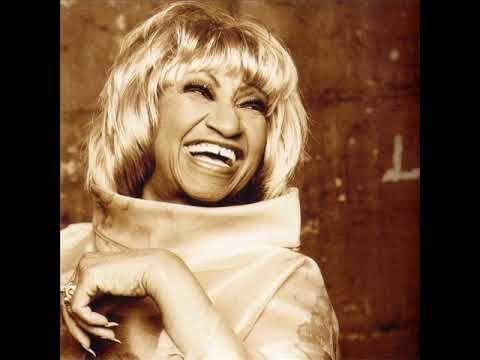 Celia Cruz y los Fabulosos Cadilac ... en mi larga enfermedad esta canción fue muy importante para mí..